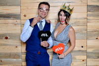 Abbey & Wes Photo Booth
