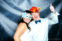 Lindsay & Braden Photo Booth