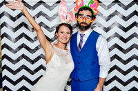 Caitlin & Ron Photo Booth