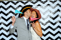 Kim & Will Photo Booth